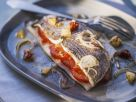 French-style Stuffed Bream recipe
