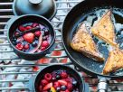 French Toast with Berry Compote recipe
