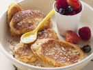 French Toast with Coconut and Berries recipe