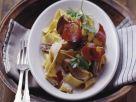Fresh Pappardelle Ai Porcini recipe
