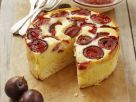 Plum Cheesecake recipe