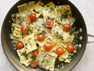 Fresh Ravioli Dish recipe