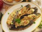 Fried Carp with Vegetable Mayonnaise recipe