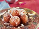 Fried Gulab Jamun with Coconut recipe