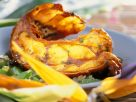 Fried Lobster Tails in Tomato Sauce recipe