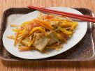 Fried Tofu with Vegetables recipe