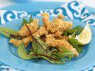 Fried White Fish Bites recipe