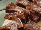Frozen Chocolate Cake recipe