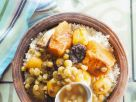 Fruit and Nut Couscous recipe