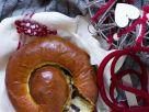 Fruit and Nut Dough Cake recipe