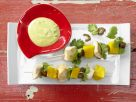 Fruity Chicken Skewers recipe