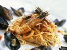 Frutti Di Mare Linguini recipe