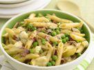 Garden Veg and Cheese Pasta Bowl recipe