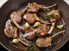 Garlic and Thyme Lamb Chops recipe