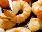 Garlic Shrimp with Cherry Tomatoes recipe