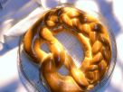 Giant Pretzels with Braids recipe