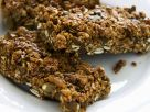 Ginger and Pepitas Oat Slices recipe