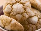 Ginger Sugar Cookies recipe