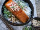 Glazed Japanese Salmon recipe