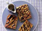 Glazed Peach Tart recipe