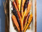 Glazed Roasted Heirloom Carrots recipe