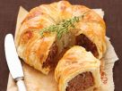 Gluten Free Beef Loaf in Pastry recipe