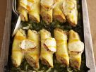 Gluten Free Cannelloni Stuffed with Chicken recipe