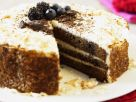 Gluten-Free Pumpkin, Coconut, and Chocolate Cake recipe