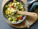 Gnocchi Zucchini Stir-Fry recipe
