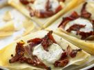 Goat Cheese and Ham Crepes recipe