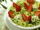 Goat Cheese Salad recipe