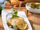Golden Eggplant Dinner recipe
