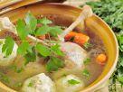 Goose and Dumpling Soup recipe