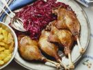 Goose with Red Cabbage recipe