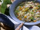 Grain and Mixed Vegetable Broth recipe