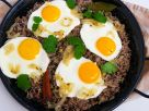 Grain Bowl with Fried Eggs recipe