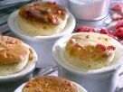 Grand Marnier Soufflé with Toasted Almonds recipe