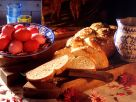 Greek Easter Bread (tsoureki) recipe