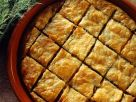 Greek Style Spinach Pie (Spanakopita) recipe