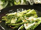 Green Asparagus with Parmesan recipe