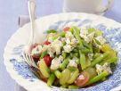 Green Bean and Bleu Cheese Salad recipe