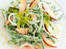 Green Bean and Peach Salad recipe