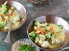 Green Curry with Vegetables recipe