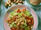 Green Salad with Quinoa and Tomatoes recipe