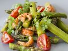 Green Spear and Seafood Salad recipe