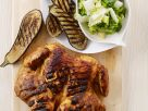 Grilled and Butterflied Chicken recipe