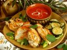 Grilled Chicken and Zucchini recipe