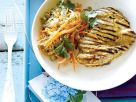Grilled Chicken with Asian Salad recipe