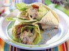 Grilled Chicken Wraps recipe