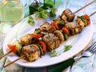 Grilled Eggplant Skewers recipe